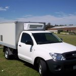 Refrigerated Utes Brisbane